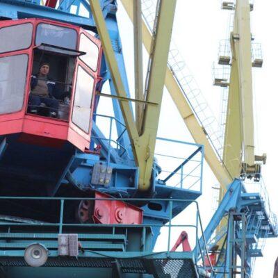 В январе-августе Измаильский порт сократил грузооборот на 28,5%