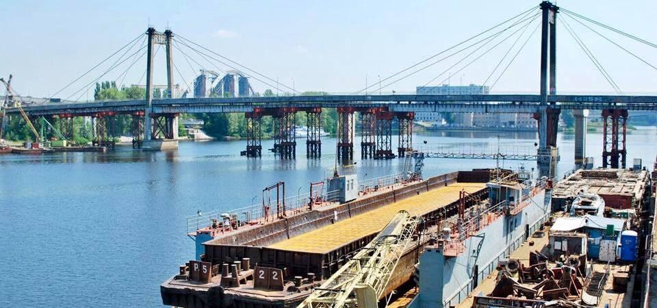 Кабмин возобновил работу пункта пропуска в Киевском речном порту