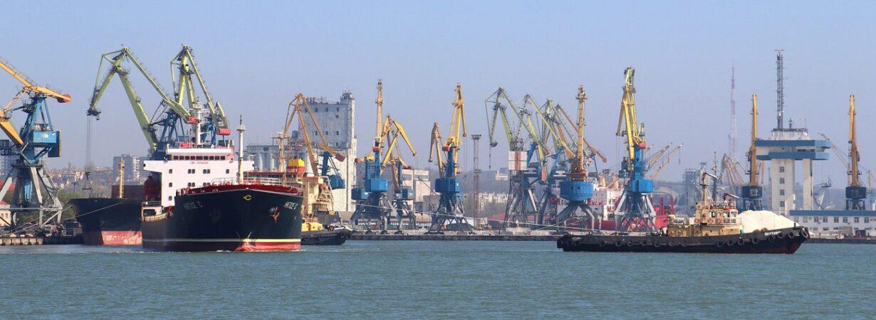 В январе-августе Мариупольский порт увеличил грузооборот на 21,1%