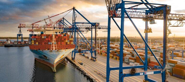 В январе-июле порт Гданьск сократил грузооборот на 14,4%