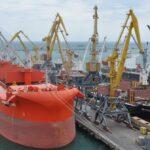 Морпорты сократили количество обработанных судов на 8,4% в 2020 году