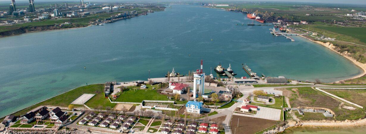 В январе-августе порт «Пивденный» увеличил грузооборот на 25,5%