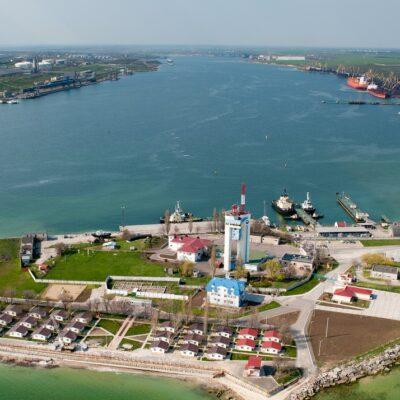 Кабмин утвердил границы порта «Пивденный»
