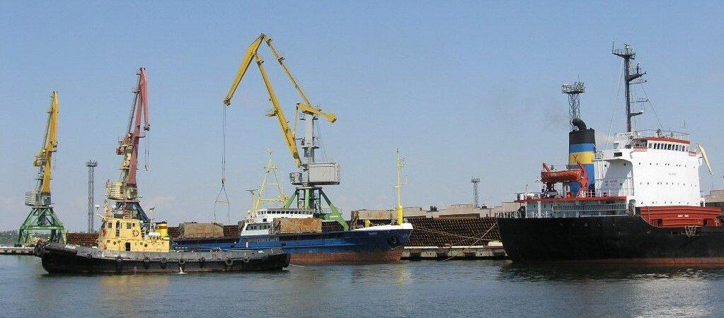 Порт «Ольвия» сократил грузооборот на 17% в первом полугодии