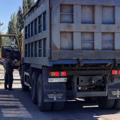 МИУ обязало портовых операторов сообщать «Укртрансбезопасности» результаты взвешивания грузовиков
