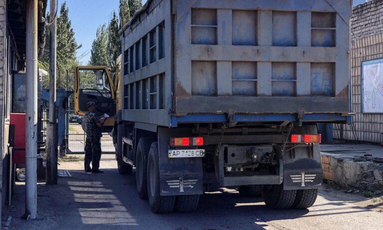 В Николаевской области до 25% грузовиков нарушают весовые нормы