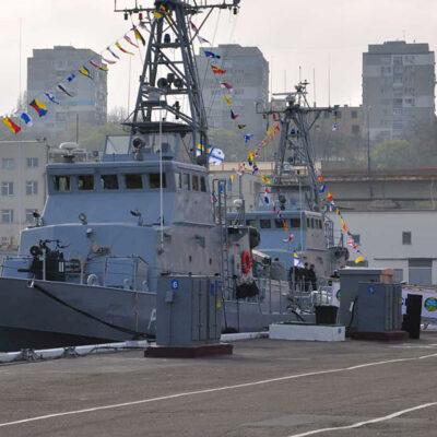 ВМС Украины сформируют дивизион патрульных катеров Island до конца года — Таран