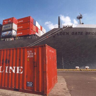На судне K Line испытают первую в мире компактную установку для улавливания CO2