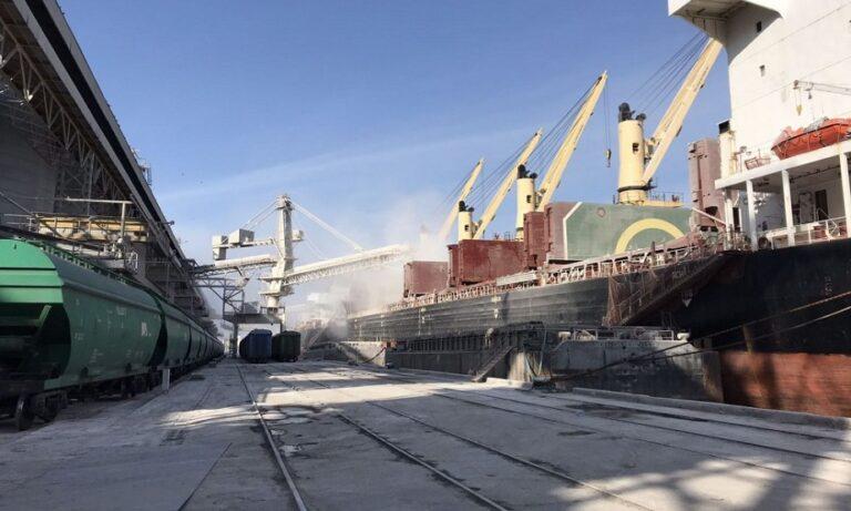 Портовые терминалы «Кернела» нарастили полугодовой объем перевалки на 47%