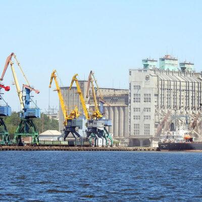 В январе-сентябре Николаевский порт сократил грузооборот на 9,4%