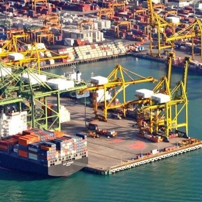 В порту Сингапур впервые протестировали электронную бункерную накладную