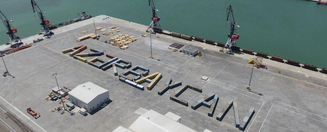 В Бакинском порту построят стратегический терминал для перевалки удобрений