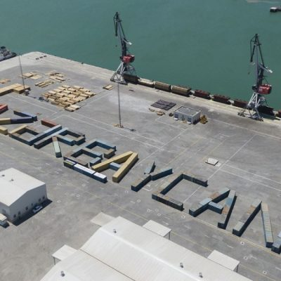 В январе-сентябре морпорты Азербайджана нарастили перевалку транзитных грузов на 12,2%