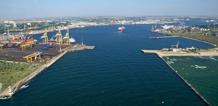 В январе-сентябре порт «Черноморск» сократил грузооборот на 7,2%