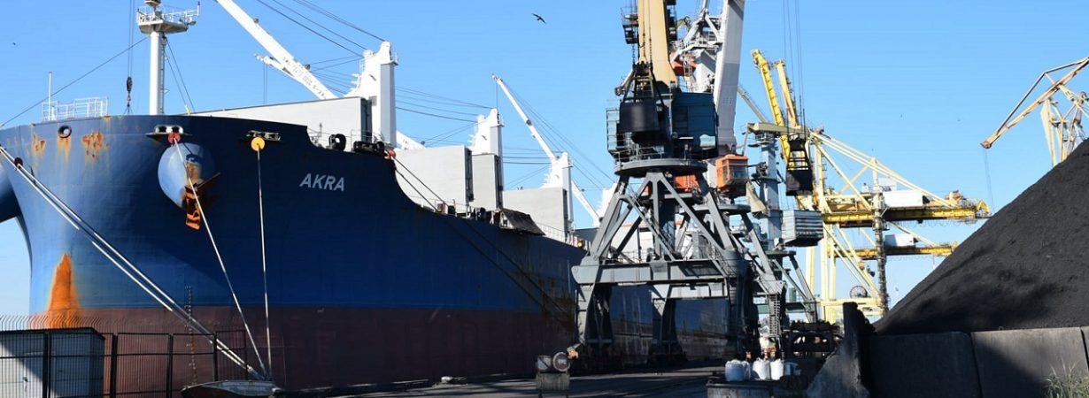 МФК и ЕБРР начали отбор советников для разработки ТЭО концессии в порту Черноморск