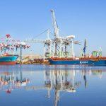 Морпорты сократили контейнерооборот на 16% в январе