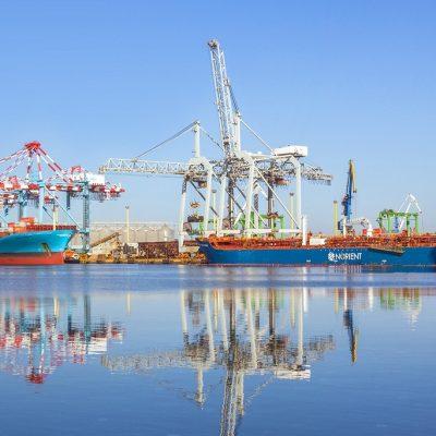 Контейнерные перевозки могут занять 1/10 часть от общего грузооборота морпортов