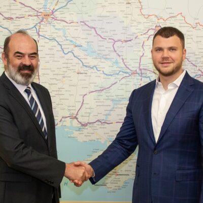 Украина и ЮАР обсудили перспективы сотрудничества в морской отрасли