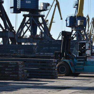 С начала месяца госстивидор ММТП обработал 93 тыс. тонн грузов