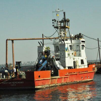 ГП «ОМТП» выполнило доковый ремонт трех судов