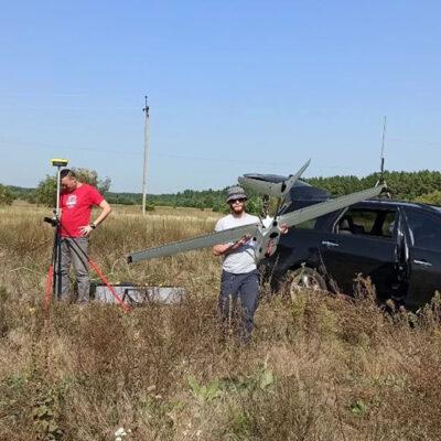 «Госгидрография» обследовала Киевское водохранилище в устье Тетерева