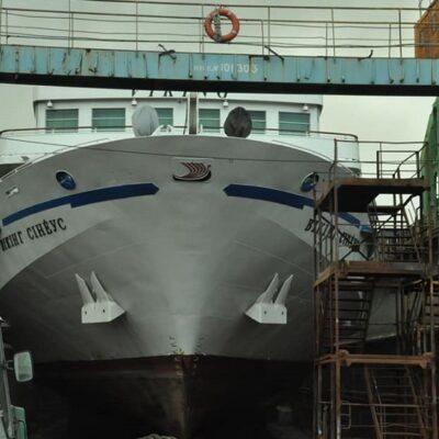 ГП «ОМТП» отремонтирует пассажирский лайнер «Викинг Синеус»