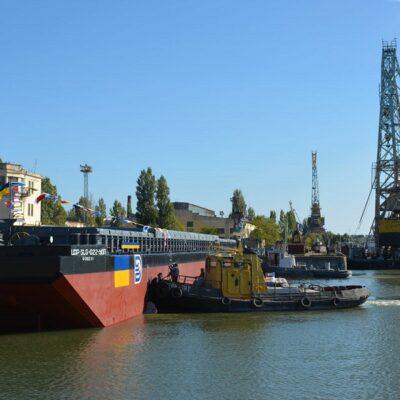 В первом полугодии Килийский ССРЗ получил прибыль 4,1 млн грн