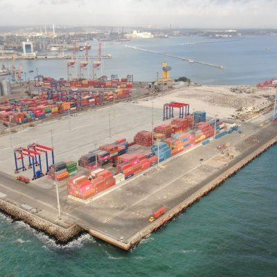 Одесский порт объявил тендер на строительство волнолома Контейнерного мола