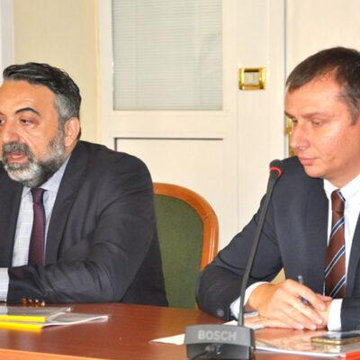 В Одесском порту обсудили возможность создания круизного маршрута из Греции