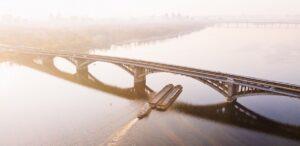 Объем грузоперевозок по Днепру снизился на 4,8% в 2020 году