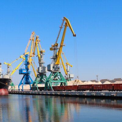 Порт «Ольвия» увеличил грузооборот на 6% в январе-сентябре