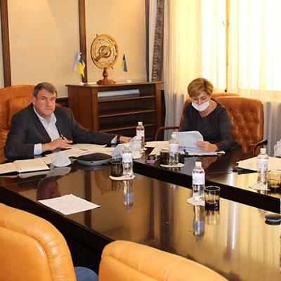 Совет порта «Черноморск» согласовал обновленный План развития порта