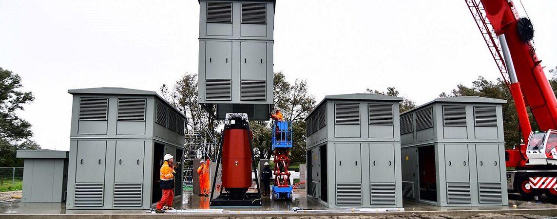 Порт Роттердам намерен развивать систему берегового электроснабжения для морских судов