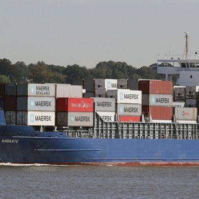 CMA CGM запустит новый Short Sea сервис с заходом в Одессу