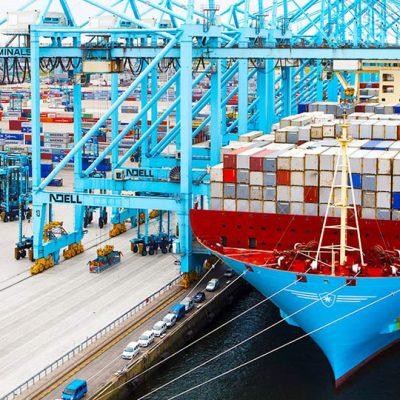 Hutchison Ports стал владельцем терминала APM в порту Роттердам