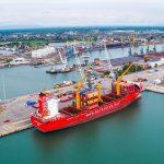 APM Terminals построит терминал по перевалке навалочных грузов в порту Поти