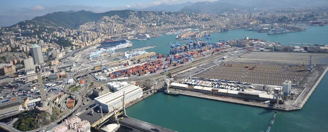 Новый контейнерный терминал MSC в Италии принял первое судно