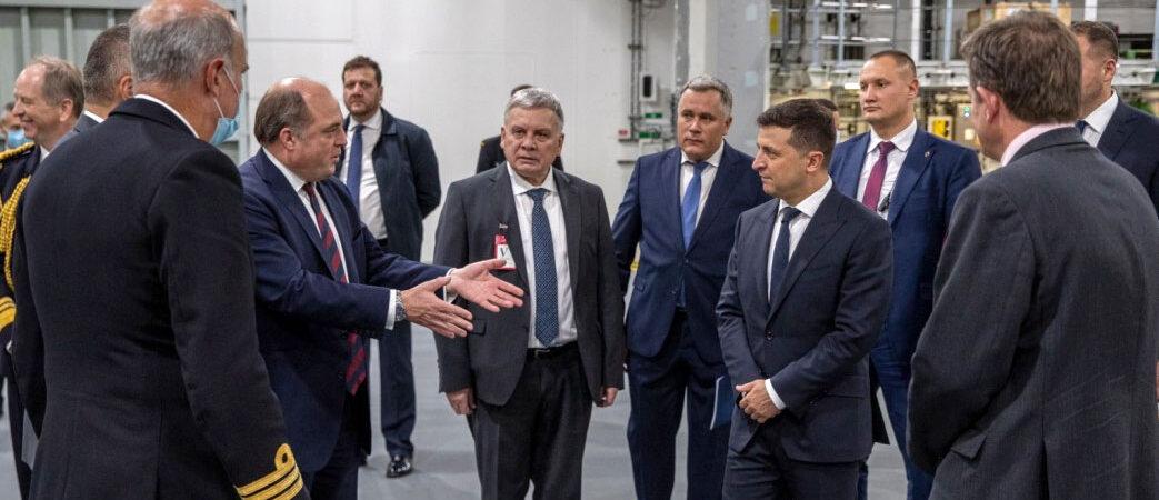 Великобритания и Украина договорились о совместном производстве ракетных катеров для ВСУ