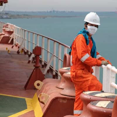 Китай открыл десять портов для смены иностранных экипажей