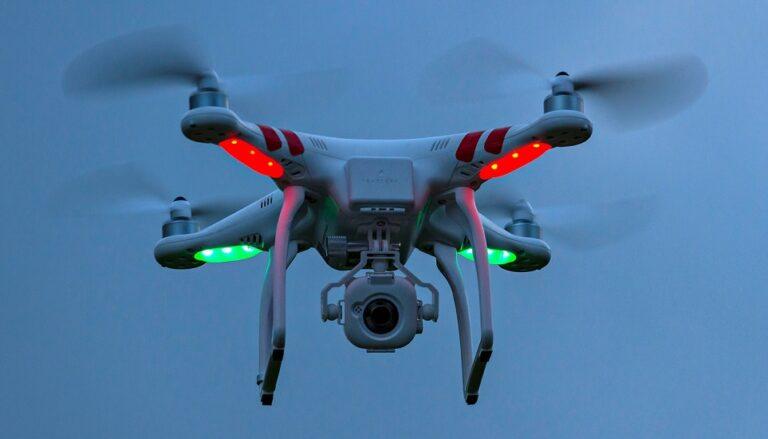 Акваторию порта «Ольвия» будут мониторить при помощи дрона