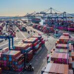 Заторы в крупнейших контейнерных портах США сохраняются