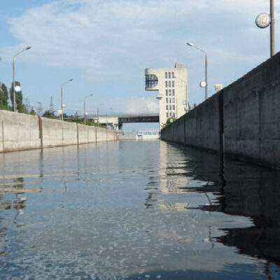 «Укрводшлях» выбрал подрядчика ремонта Каневского шлюза