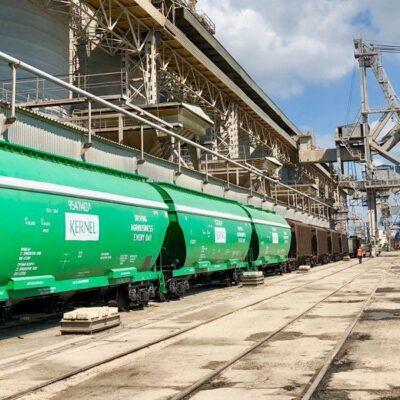 Морские терминалы «Кернела» нарастили годовой объем перевалки на 45%