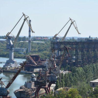Кабмин собирается демилитаризировать судостроительный завод «Укроборонпрома» — вице-мэр Николаева