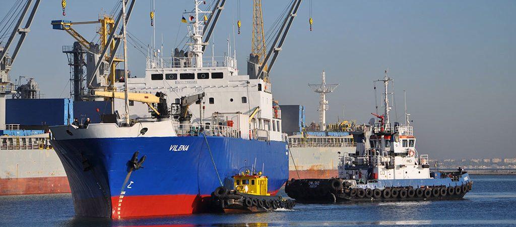 В Одесском порту стартовал сезон завоза цитрусовых из Турции