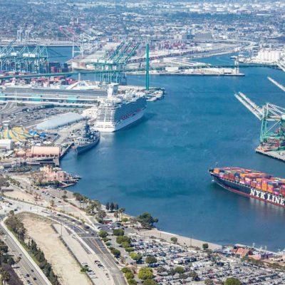 В порту Лос-Анджелес заработал принцип «единого окна» для выдачи разрешений