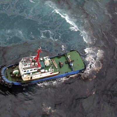 Незаконные разливы с судов будут отслеживать со спутников