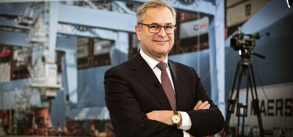 Maersk увольняет 2 тыс. сотрудников