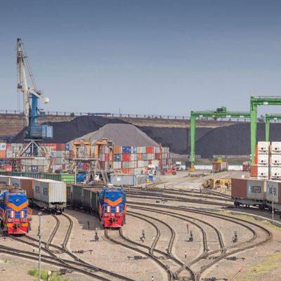 Контейнерные поезда в сообщении с ТИС перевезли 100 тыс. контейнеров