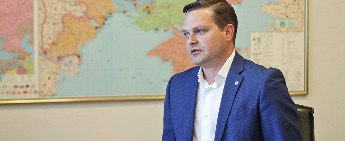 Кабмин уволил Ющенко с должности замминистра инфраструктуры